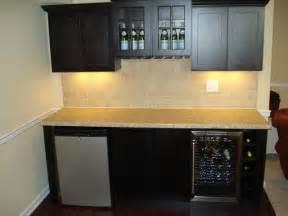 Bar With Sink Home Bar Basement Remodeling