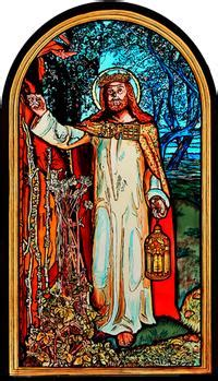 william holman hunt the light of the the light of the holman hunt st paul s cathedral