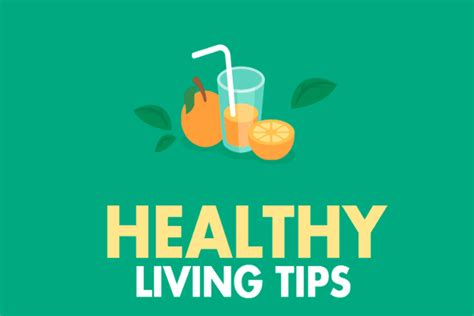 7 Tips On Living A Healthy Lifestyle by 7 Simple Diet And Lifestyle Tips To Improve Your Health