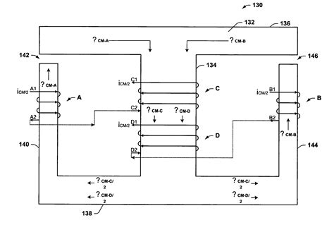 common mode choke dc dc converter patent us7132812 integrated dc link choke and method for suppressing common mode voltage in a