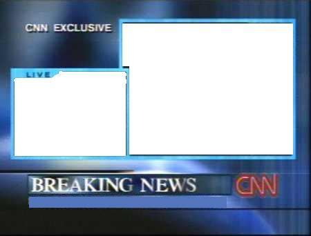 Breaking News Meme Template