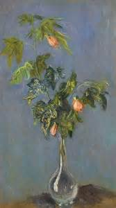 flowers in a vase 1882 claude monet wikiart org