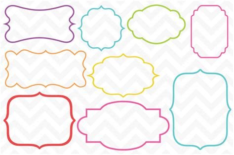 free doodle border vector free vector borders clipart clipart suggest
