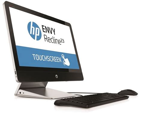 envy recline hp envy recline 23 ordenador todo en uno con pantalla