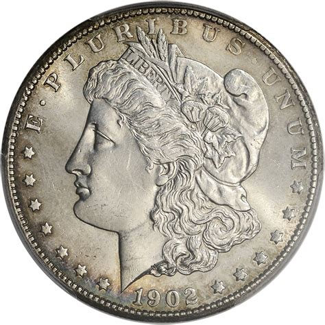 1902 o silver dollar value 1902 s us silver dollar 1 pcgs ms63 ebay