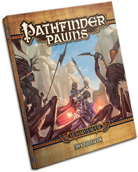 starfinder pawns archive pawn box books paizo pathfinder pawns mummy s mask adventure path