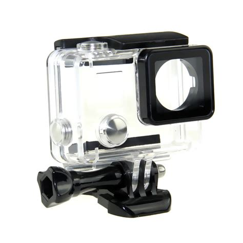 Gopro 4 Black Jakarta dazzne waterproof housing for gopro 4 dz 307