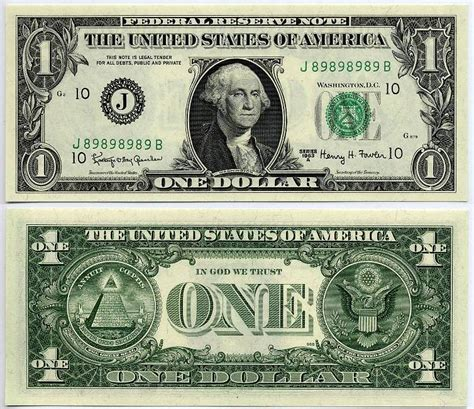 printable images of us currency 1963 a 1 federal reserve note 89898989 krysti r hollenbeck