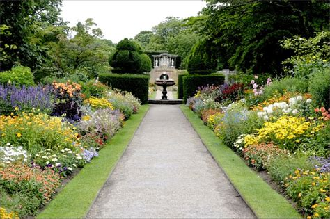 What Is A Garden by Panoramio Photo Of Nymans Garden