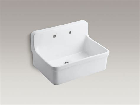 Scrub Up Sink standard plumbing supply product kohler k 12787 0 gilford 30 quot x 22 quot bracket mounted scrub up