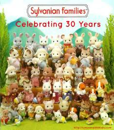 sylvanian families pas cher