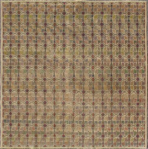 modern square rugs mid century modern turkish square rug for sale at 1stdibs