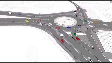 www agenzia mobilita roma it progetto di rotatoria tra via bufalotta e via gronchi