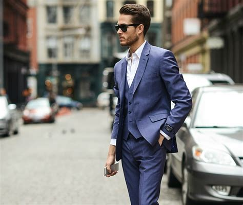 Pieces Of Three when to wear a three suit the idle