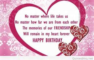 Birthday Card Greetings For Best Friend Birthday Wishes And Cards For Friends