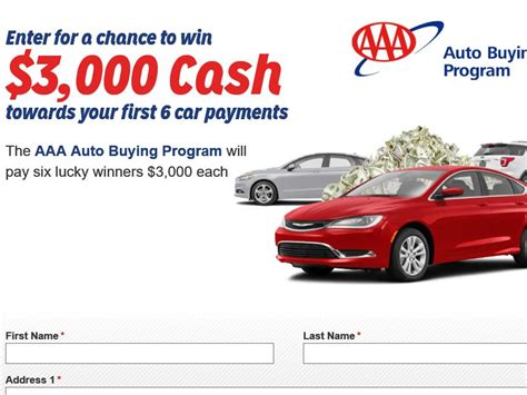 Aaa Contests Sweepstakes - aaa national auto payments sweepstakes sweepstakes fanatics