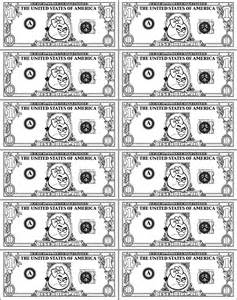 paper money template free printable play money for activity shelter