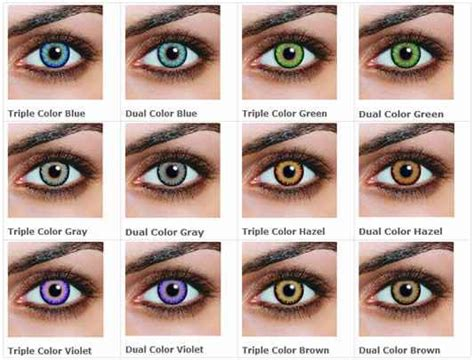 where can you get colored contacts free month of contact lenses new offer
