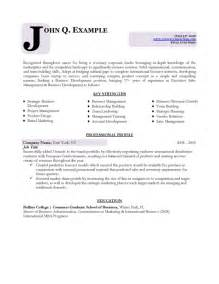 Company Resume Template by 301 Moved Permanently