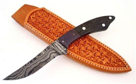 make knives damascus knife metalsmithing school