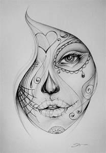 25 best ideas about face tattoo on pinterest woman