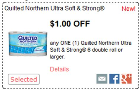 Coupons For Quilted Northern Toilet Paper by High Value 1 00 1 Quilted Northern Toilet Paper Matchup