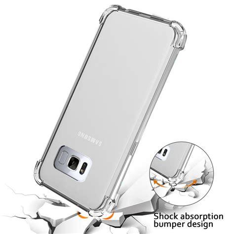 Samsung S8 Anti Anti Shock Fuze Tpu Anti Bentur 51 samsung galaxy s8 king kong anti burst protection shockproof tpu gel network
