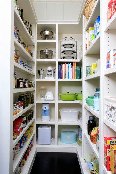 Walk In Pantry Pictures by The Pros And Cons Of Walk In Vs Cabinet Pantries