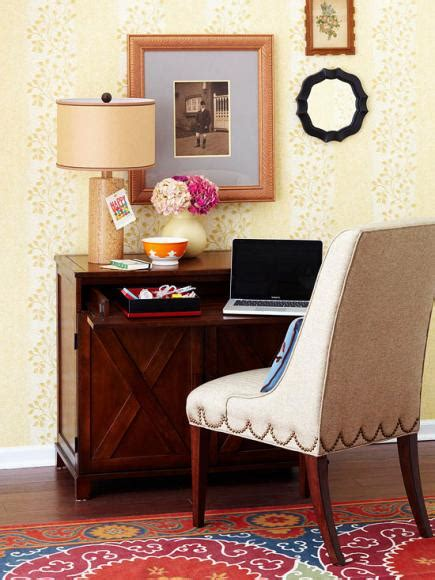 office area in living room 20 ways to create a home office space midwest living