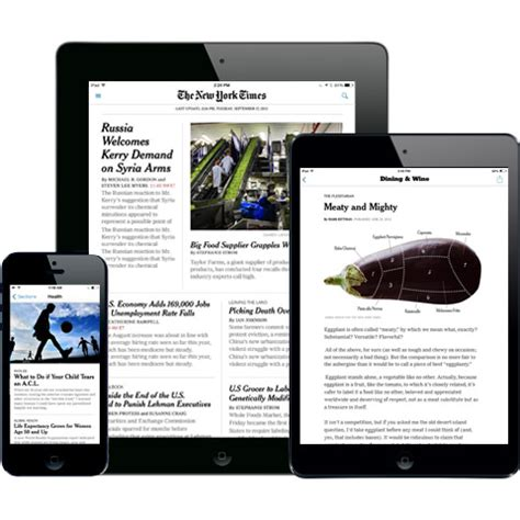 mobile nytimes new york times mobile apps
