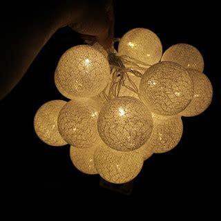 Medisoft Cotton 120 Balls 20 pre assembled cotton led string lights lantern aussie wedding
