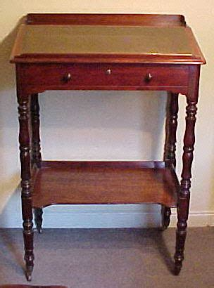 Small Antique Desks For Sale Small Desk Georgian Mahogany Standing Desk 1428 J For Sale Antiques Classifieds