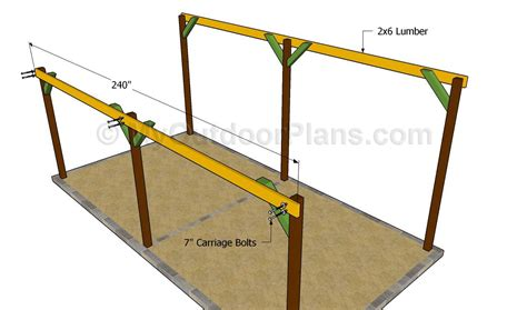 carports plans free standing wood carport designs purple39tgo