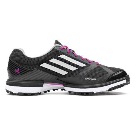 adidas adizero sport golf shoes womens blackwhite