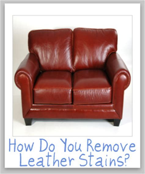 how do you clean leather couches leather stain removal cleaning tips and hints