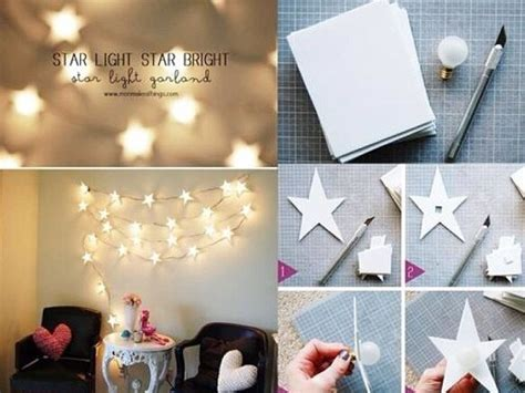how to make easy room decorations diy room decor and ideas make your room and trusper