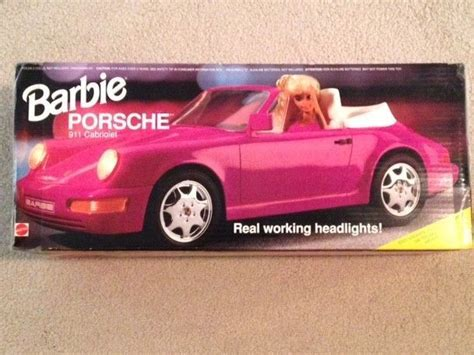 barbie porsche 17 best ideas about porsche 911 cabriolet on pinterest