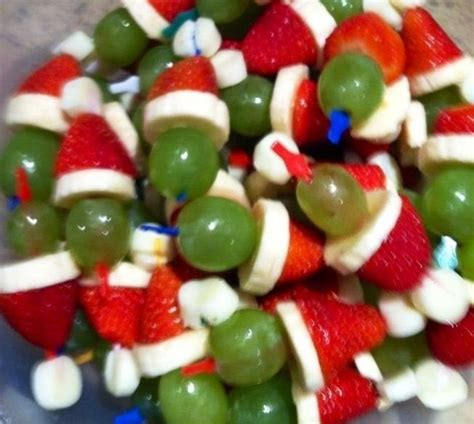 cute christmas appetizers for parties ideas with a healthy twist