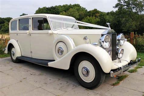 Wedding Cars Essex Classic & Vintage Weddings Car Hire in