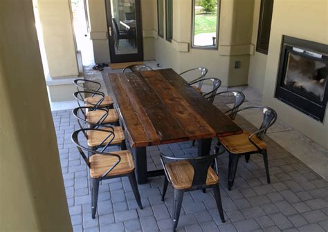 34 Incredbile Reclaimed Wood Dining Tables Reclaimed Dining Room Table