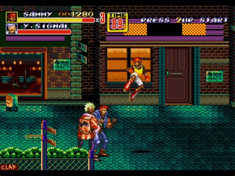 Rage 2 Free Streets Of Rage 2 Free Android App Android Freeware