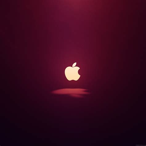 wallpaper iphone macbook ai61 apple logo love mania wine red