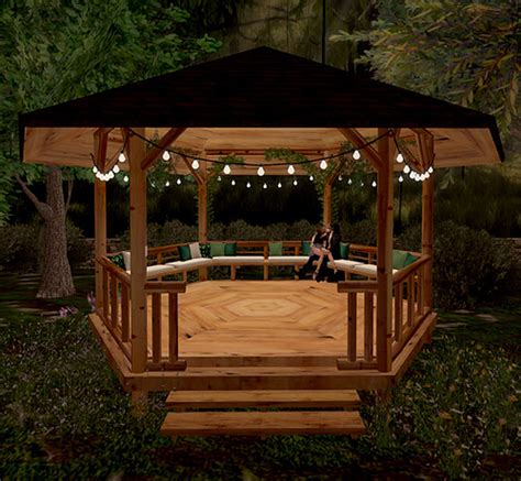 gazebo string lights gazebo lights ideas you will absolutely fall in