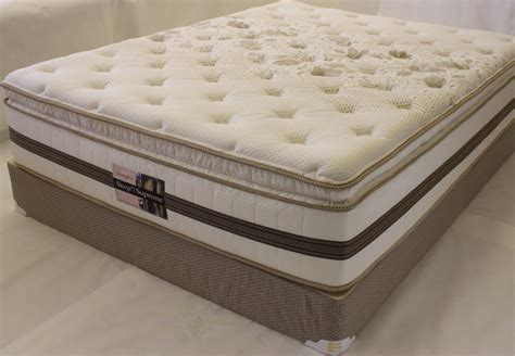 gmc pillow top mattress set sleep king discount sleep centers