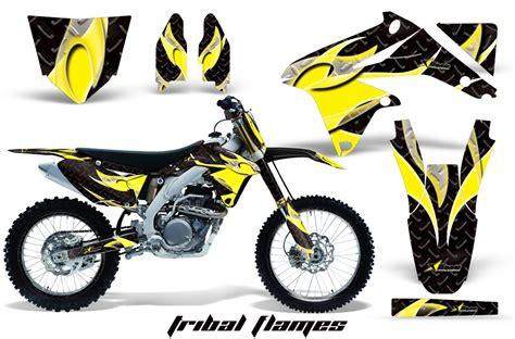 design graphics for dirt bike suzuki dirt bike graphic kits for rmz 450 rmz 250 rm 125