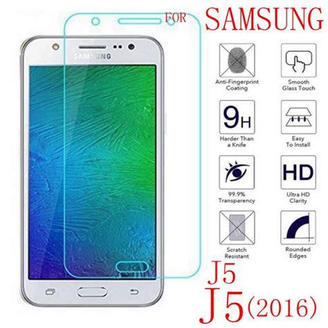 Samsung J5 2016 Mocolo Premium Tempered Glass Screen Guard Antigor 1 tempered glass screen protector for samsung galaxy j5 sm j500h sm j500fn sm j500f sm j500 j5108