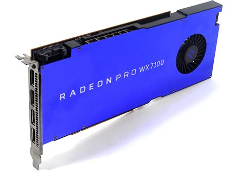 Amd Radeon Pro Wx 7100 amd radeon pro wx 7100 review tomshardware anandtech forums