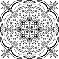 mandala coloring book pdf free digital for all you robots pdf mandala coloring book