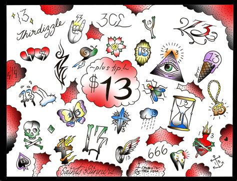 friday 13th tattoo designs friday13 2012f jpg 2214 215 1700 tattoos 13
