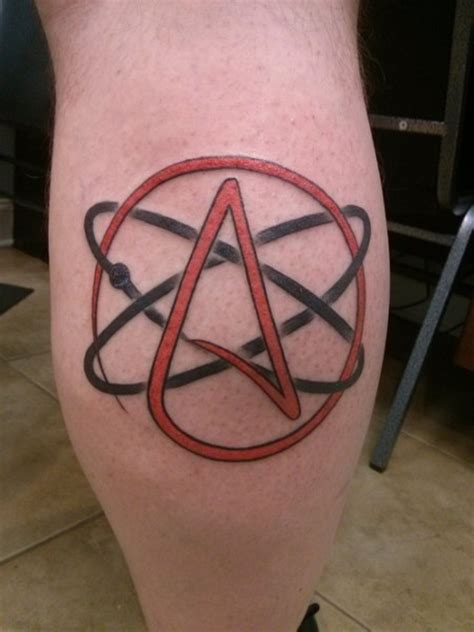 atheist tattoo designs atheist tattoos